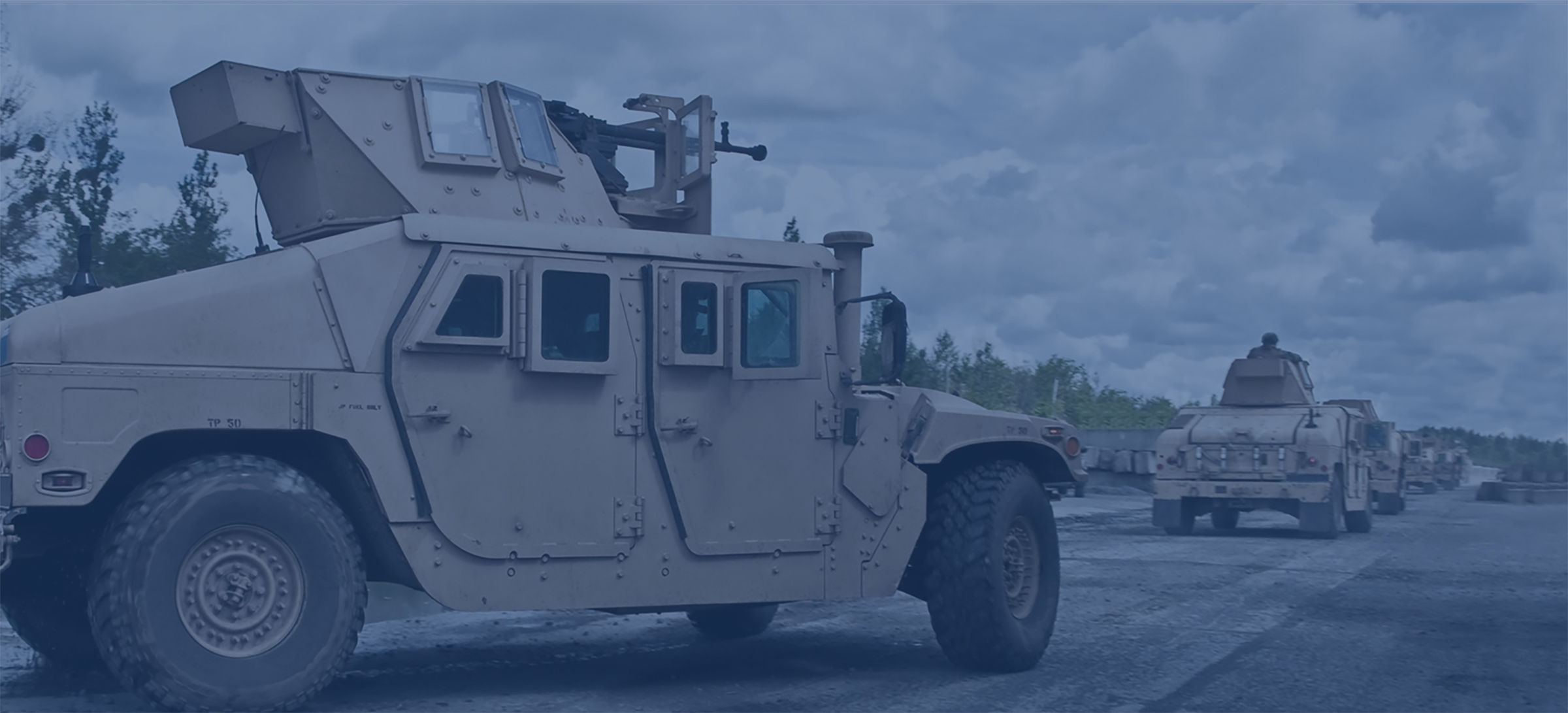 Humvee Slider